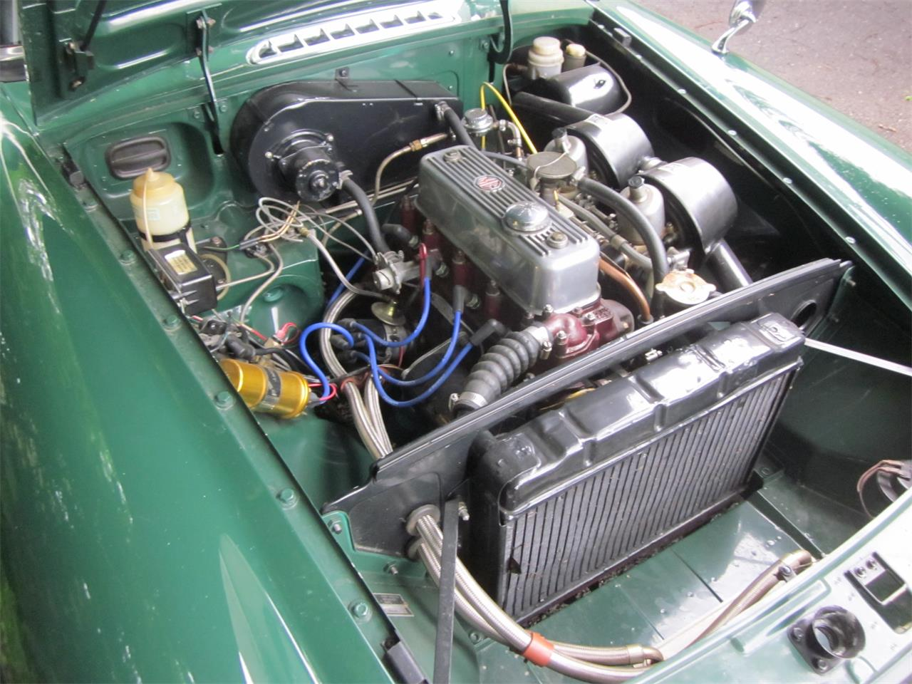 Large Picture of '64 MGB - NVEJ