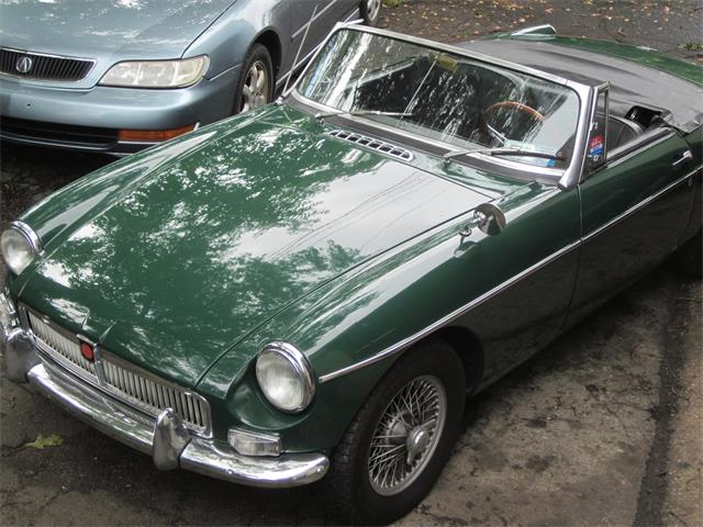 Picture of Classic '64 MGB located in Connecticut - NVEJ