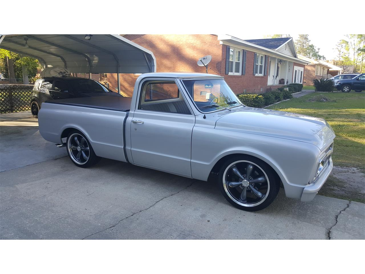 For Sale: 1967 GMC C/K 10 in Florence, South Carolina