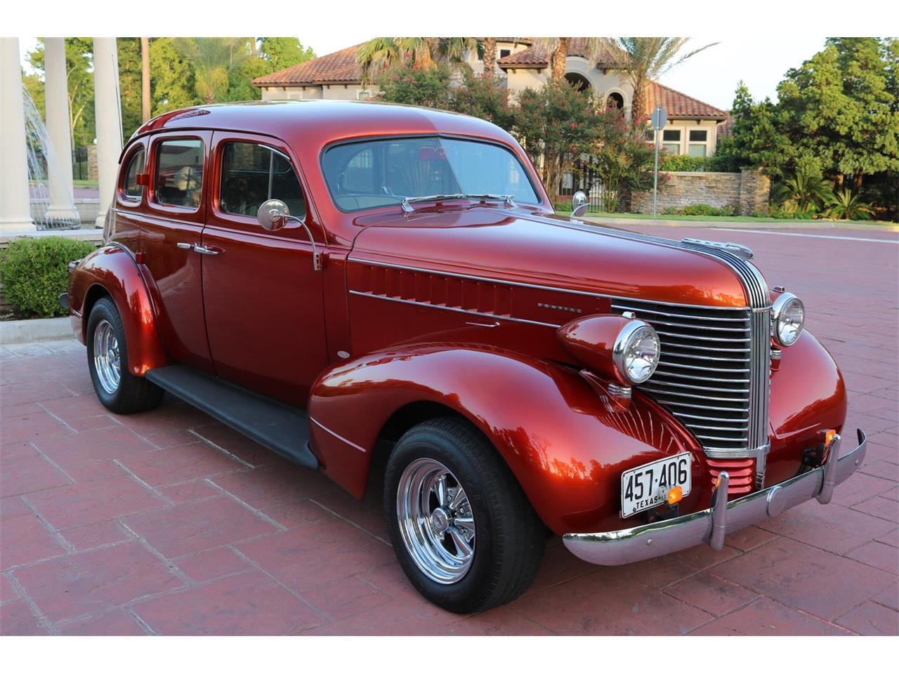 1938 Pontiac Sedan For Sale Classiccarscom Cc 1113799