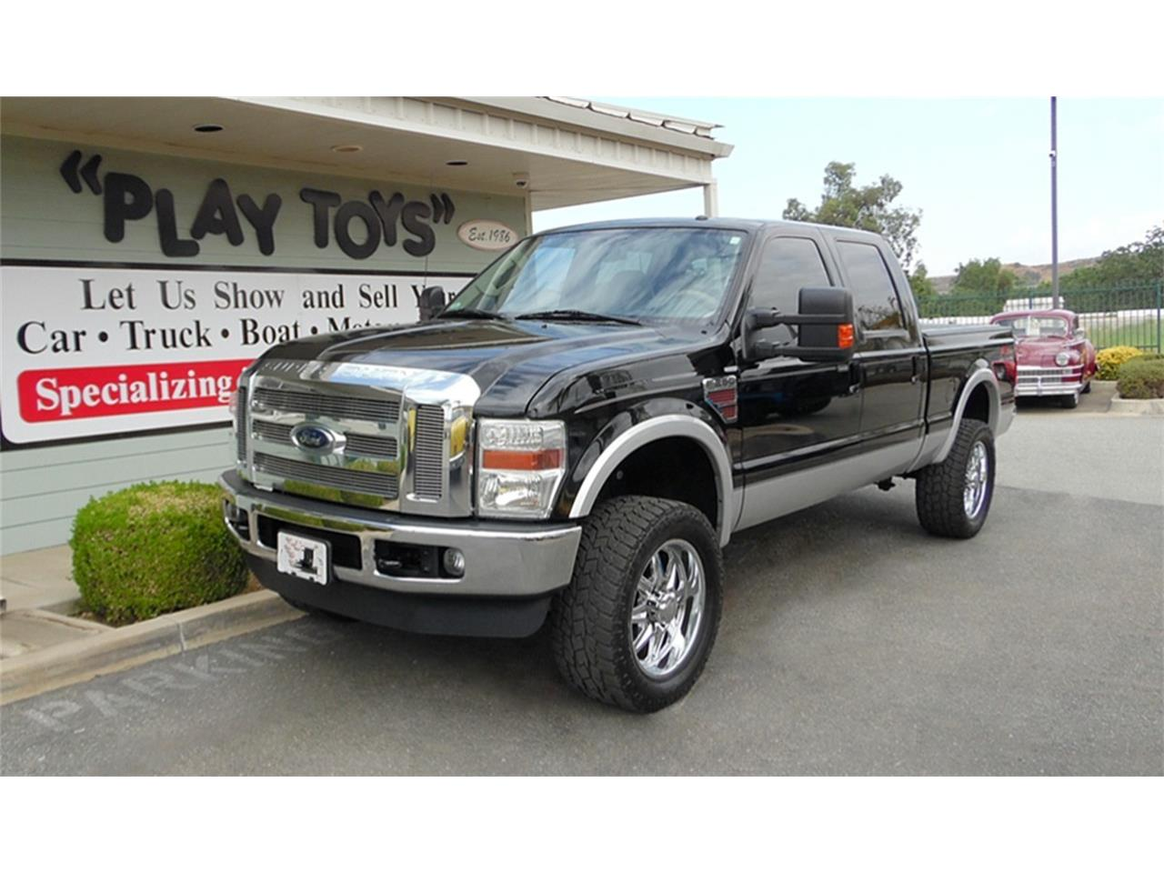 Large picture of 10 f250 lariat nsrx