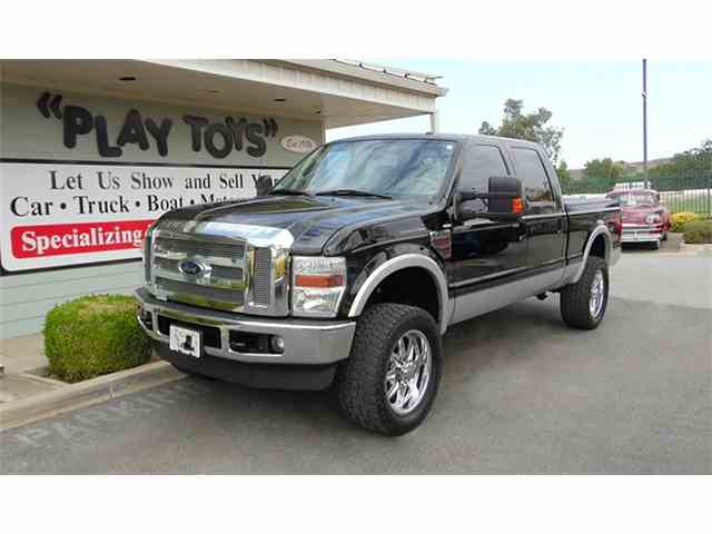 Picture of '10 F250 Lariat - NSRX