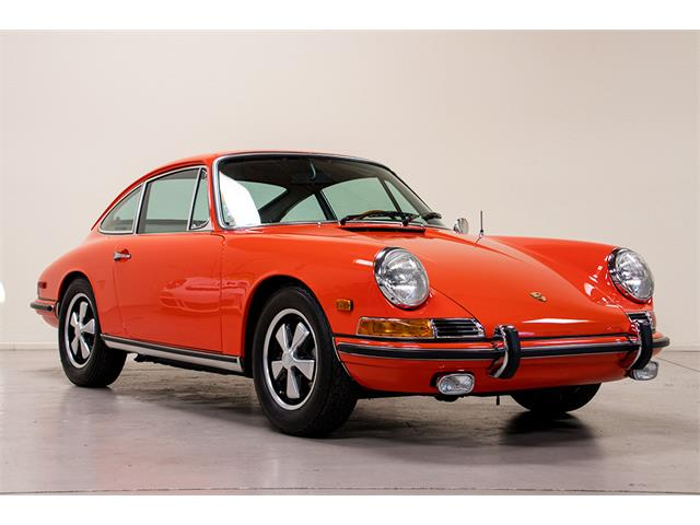 Picture of Classic '68 Porsche 911 located in Fallbrook California Auction Vehicle - NSRY