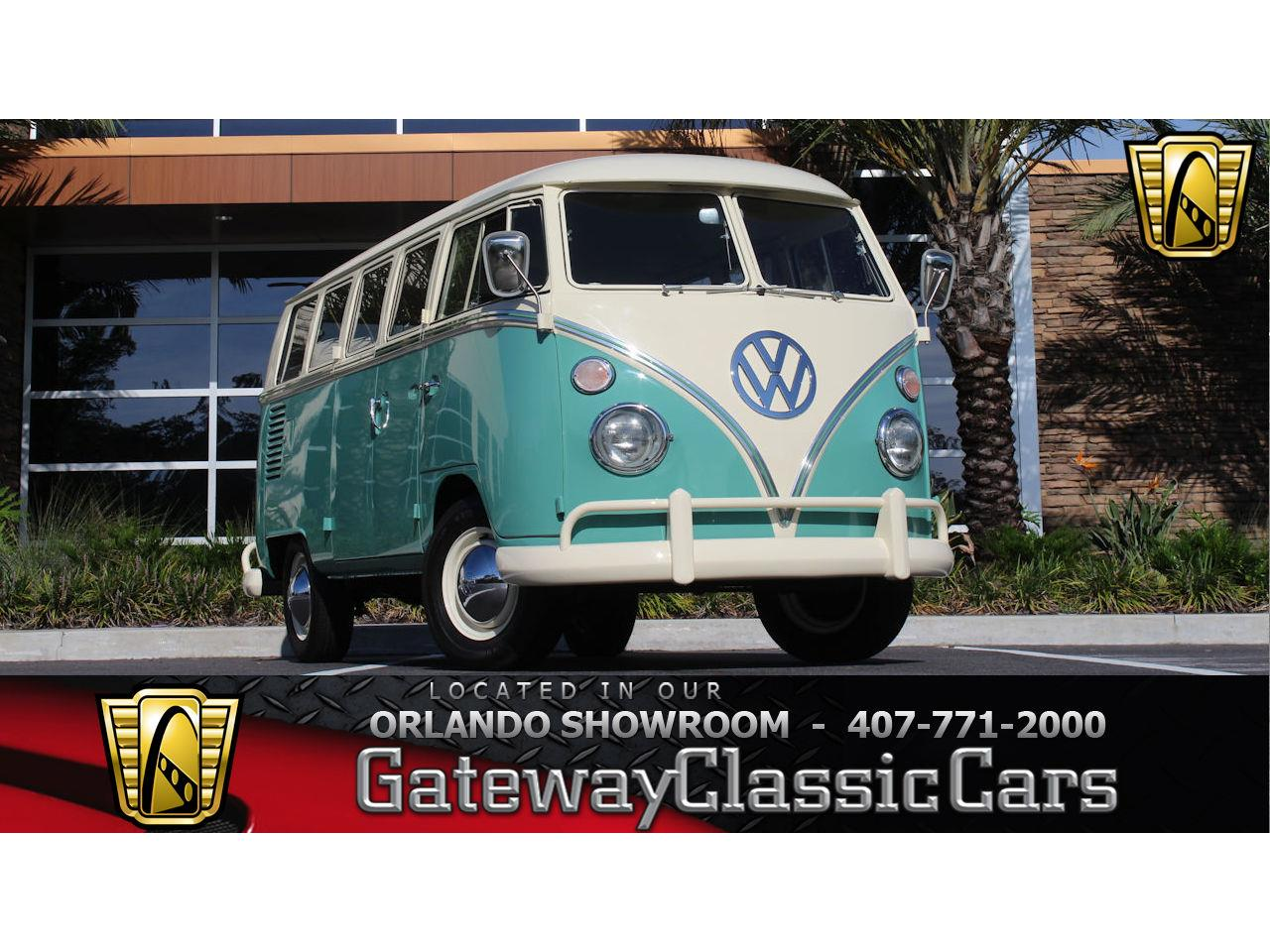 For Sale: 1967 Volkswagen Transporter in Lake Mary, Florida