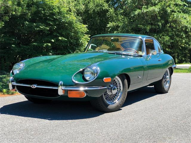 Picture of '71 E-Type Series 2 4.2-Litre Fixed Head Coupe - NVGE