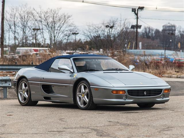 Picture of '99 355 F1 Spider 'Serie Fiorano' - NVGN
