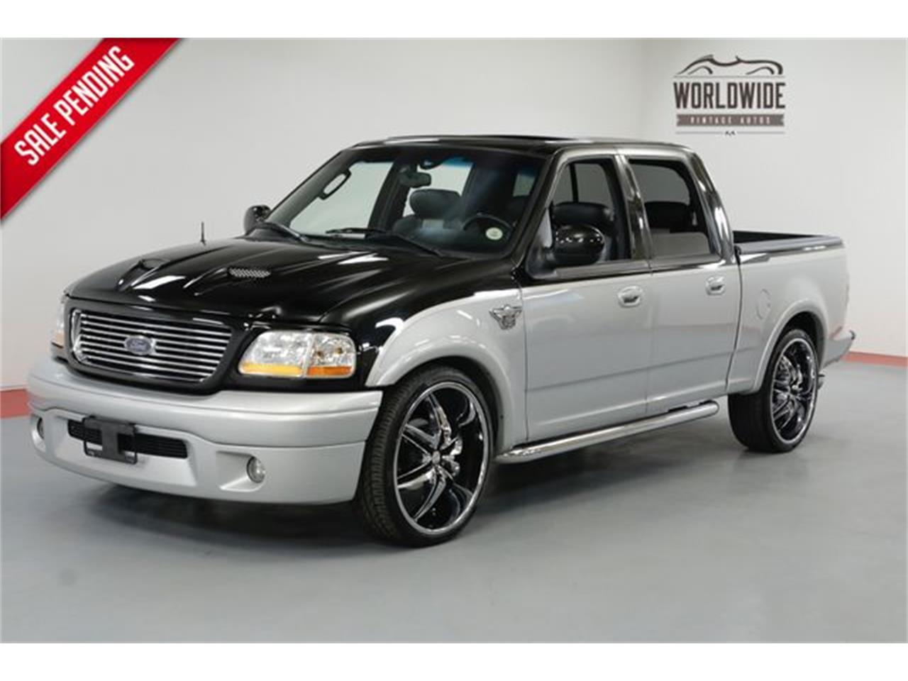 2003 Ford F150 For Sale >> For Sale 2003 Ford F150 In Denver Colorado