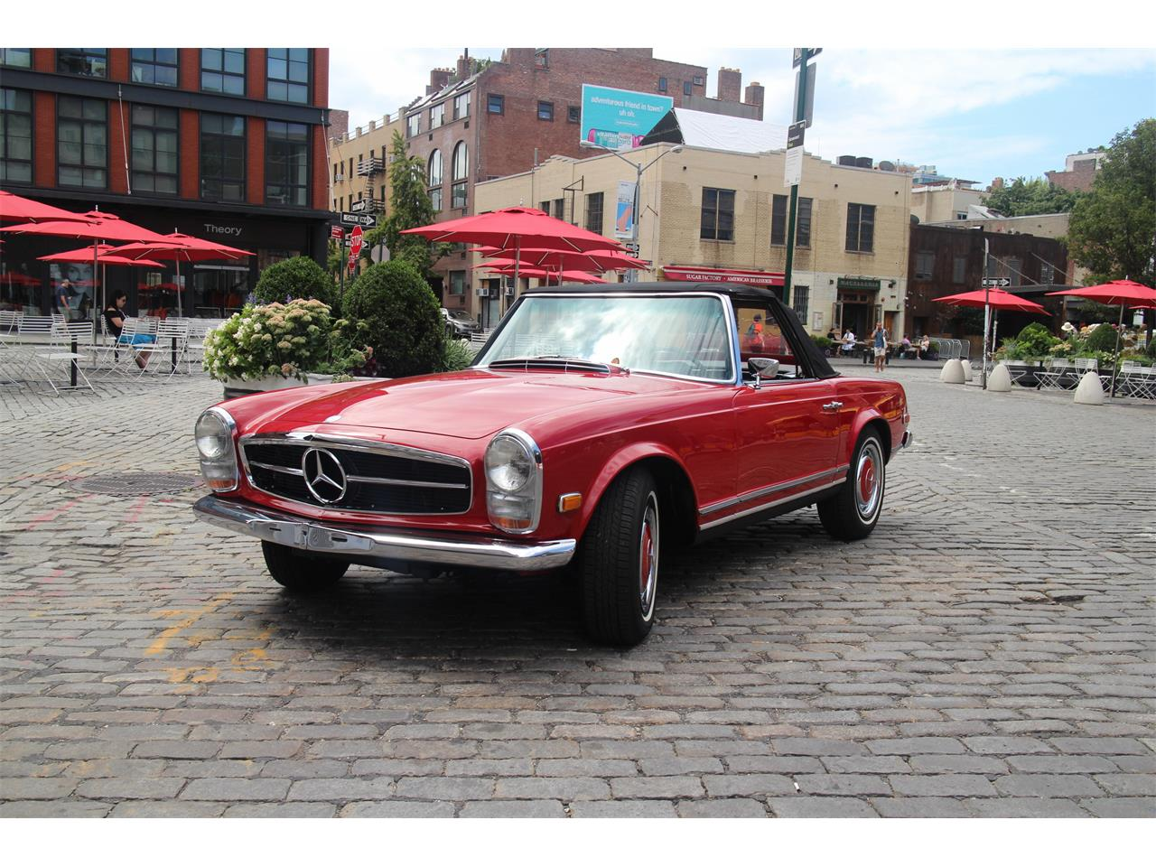 Large Picture of '68 280SL - $95,000.00 Offered by Cooper Classics - NSS5