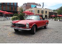 Picture of Classic 1968 Mercedes-Benz 280SL Offered by Cooper Classics - NSS5