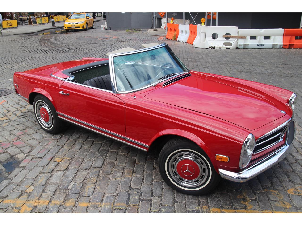 Large Picture of 1968 Mercedes-Benz 280SL located in New York New York - $95,000.00 Offered by Cooper Classics - NSS5
