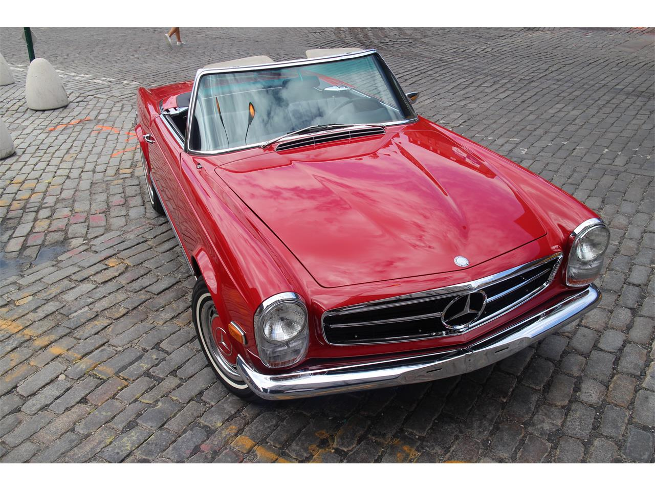Large Picture of '68 Mercedes-Benz 280SL Offered by Cooper Classics - NSS5