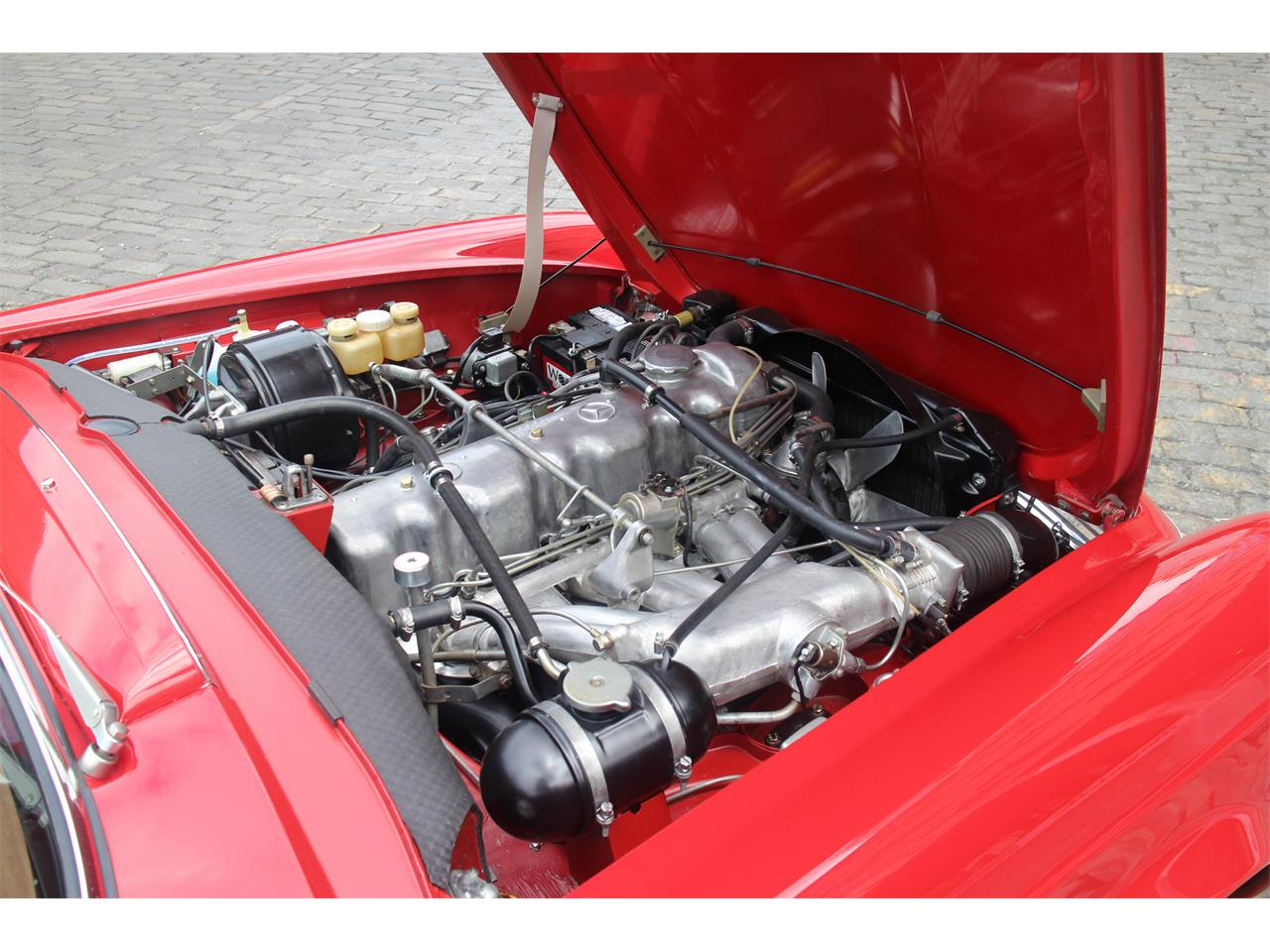 Large Picture of 1968 Mercedes-Benz 280SL - $95,000.00 Offered by Cooper Classics - NSS5