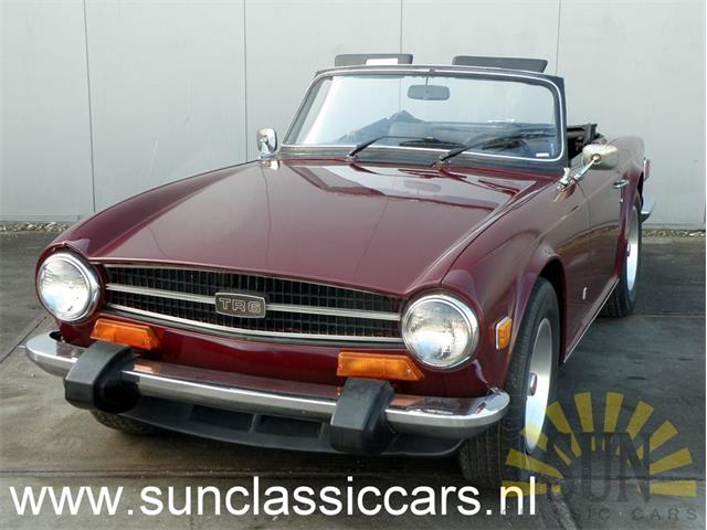 Picture of '74 TR6 - NVHS