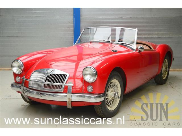 Picture of '57 MGA - NVHU