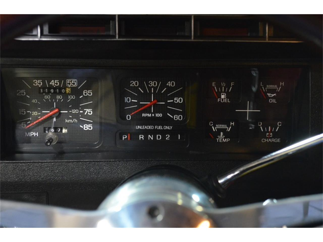 1983 Ford Bronco For Sale Cc 1113917 1980 Gauges Large Picture Of 83 Nvi5