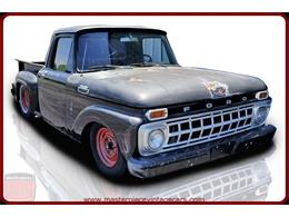 Picture of Classic '63 Ford F100 located in Whiteland Indiana Offered by Masterpiece Vintage Cars - NVI8