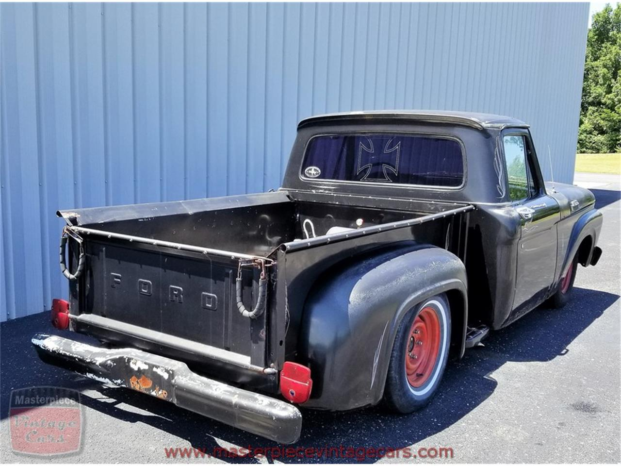 Large Picture of 1963 Ford F100 located in Whiteland Indiana - $7,950.00 - NVI8