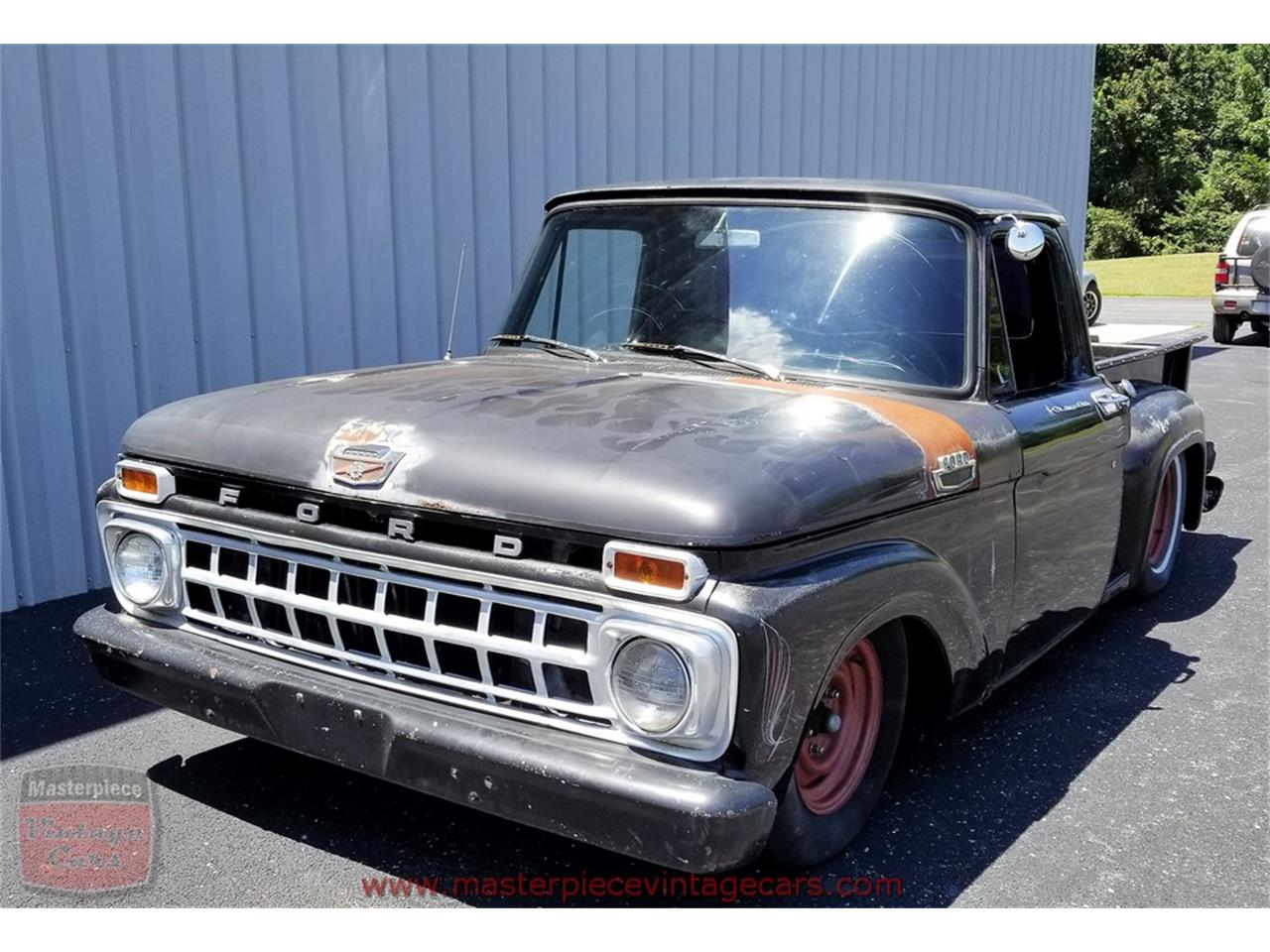 Large Picture of Classic '63 Ford F100 - $7,950.00 Offered by Masterpiece Vintage Cars - NVI8