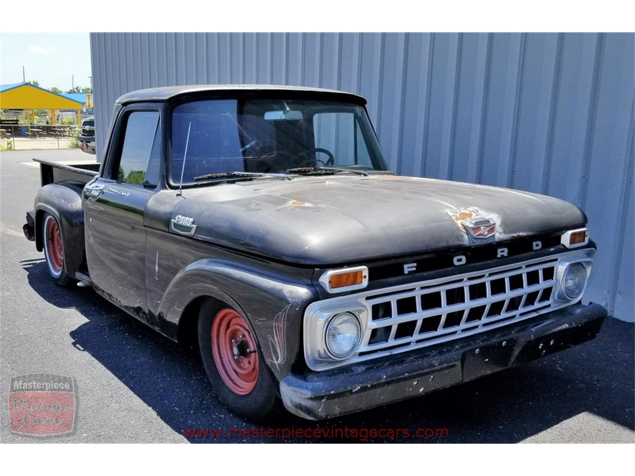 Large Picture of Classic 1963 F100 located in Whiteland Indiana - $7,950.00 Offered by Masterpiece Vintage Cars - NVI8