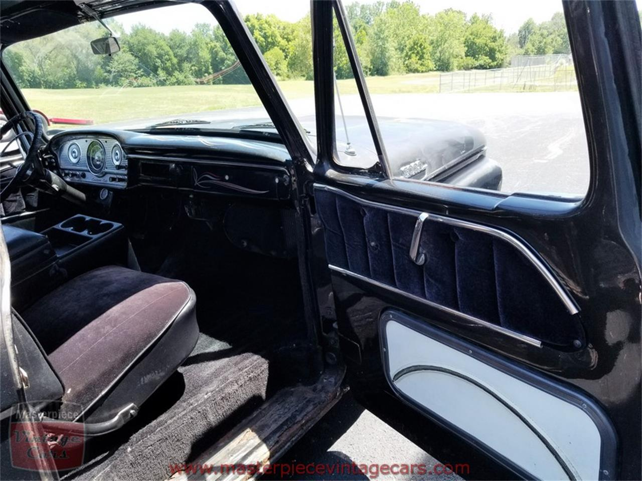 Large Picture of '63 F100 - NVI8