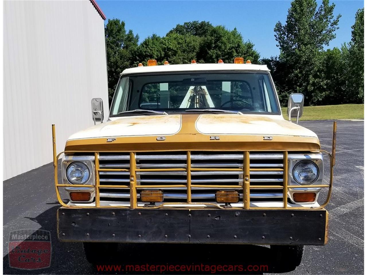 Large Picture of '67 F350 - NVI9