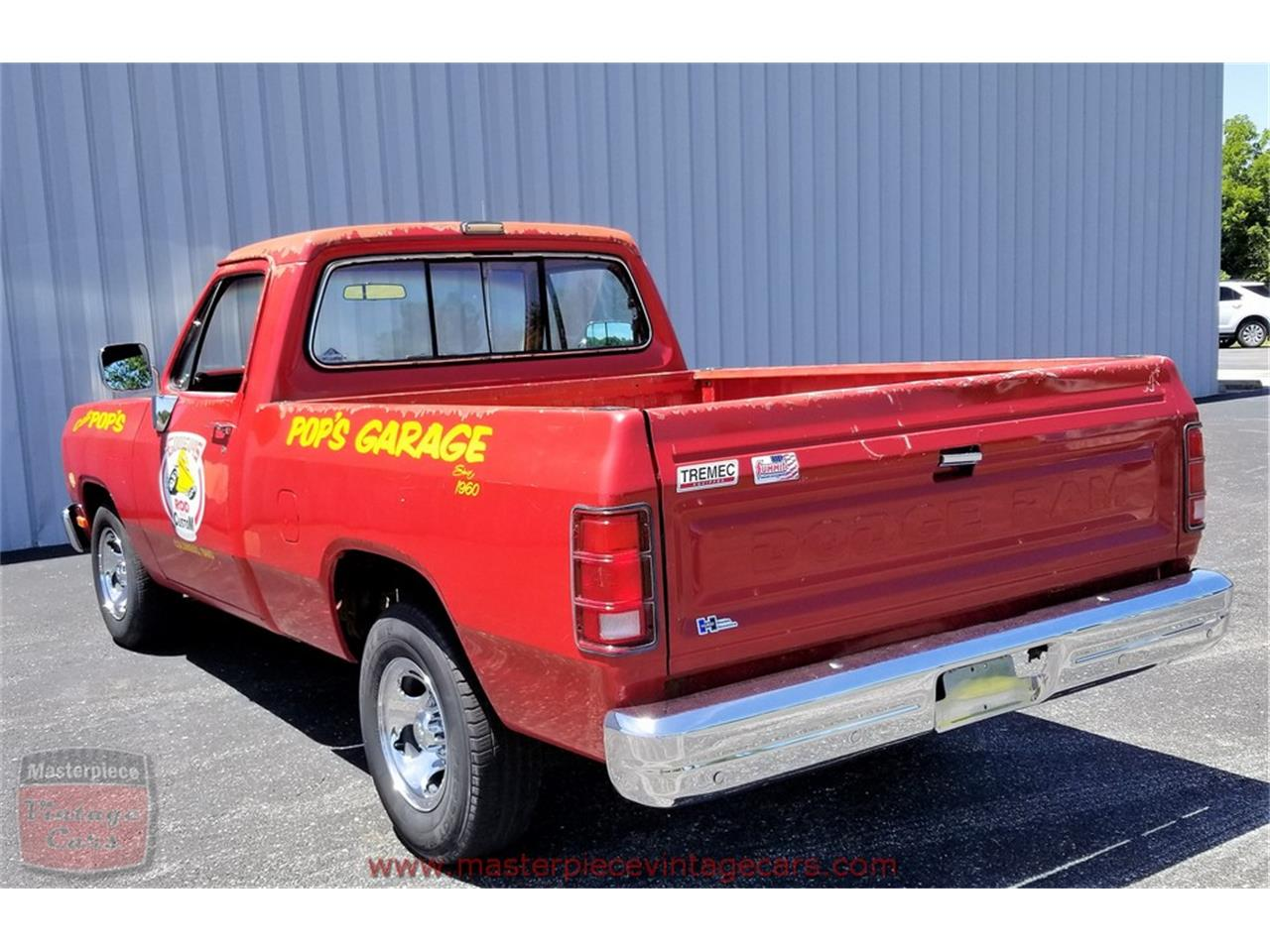 Large Picture of '88 D150 - NVIA