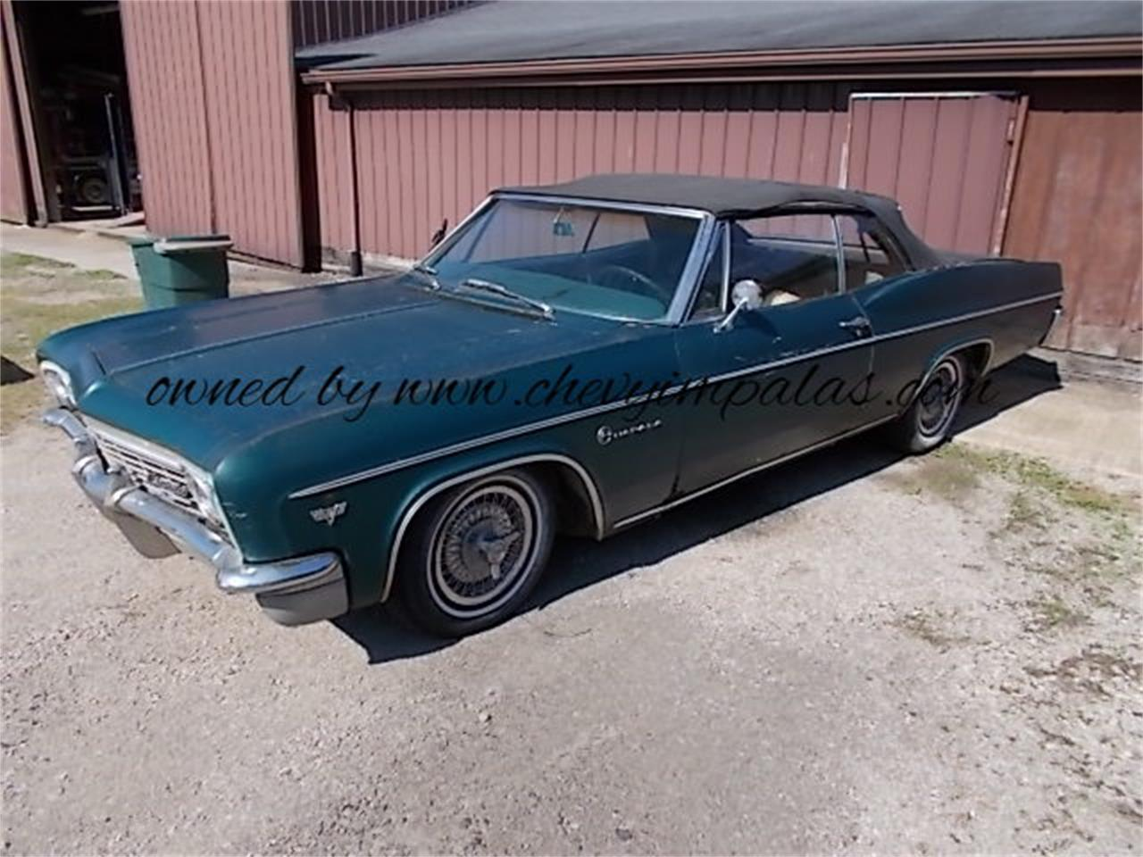 1966 Chevrolet Impala For Sale Cc 1110393 Chevy Frame Large Picture Of 66 Nss9
