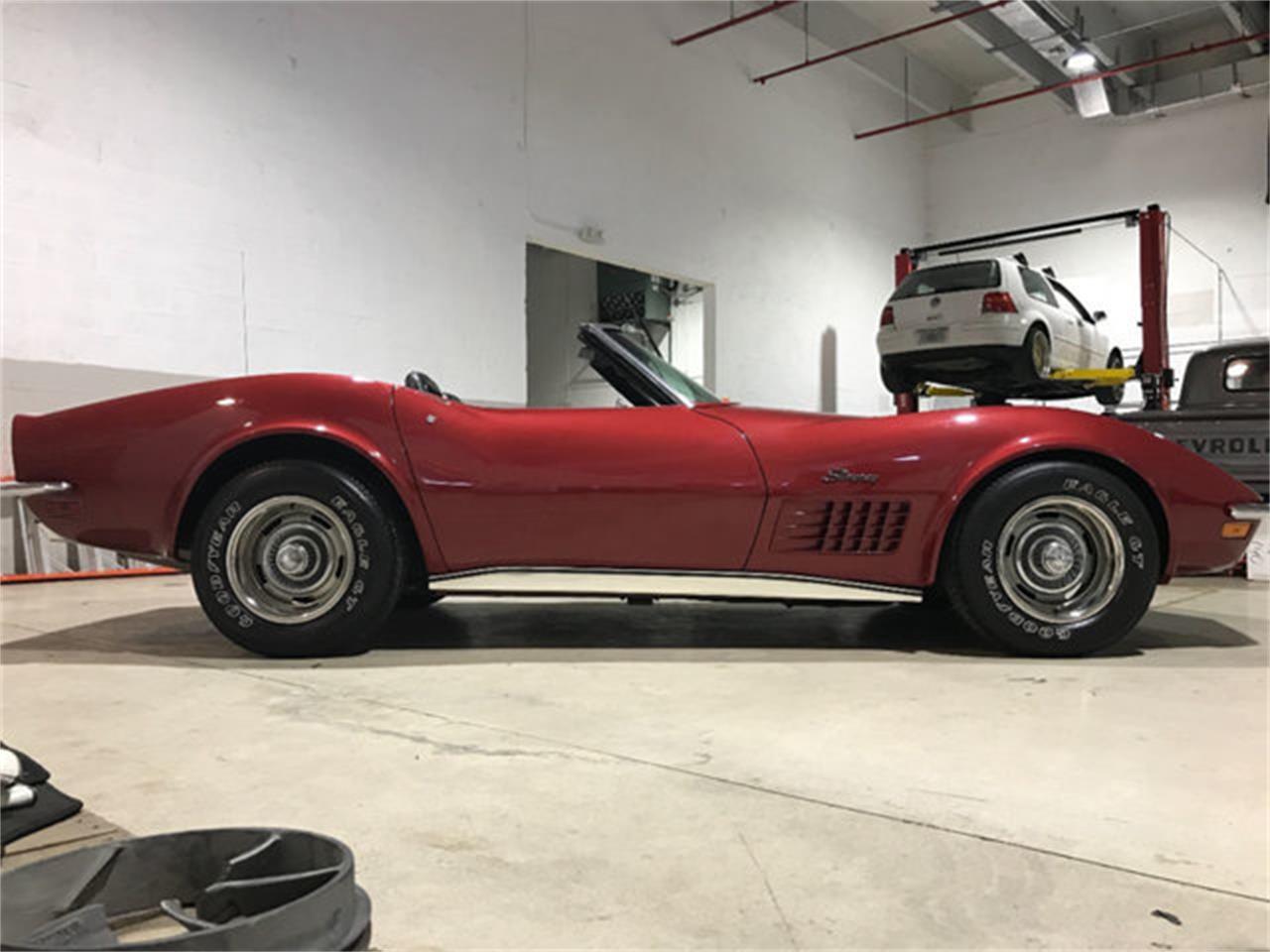 Large Picture of Classic 1970 Corvette located in Miami Florida Offered by 1 Source Auto Boutique - NVIQ