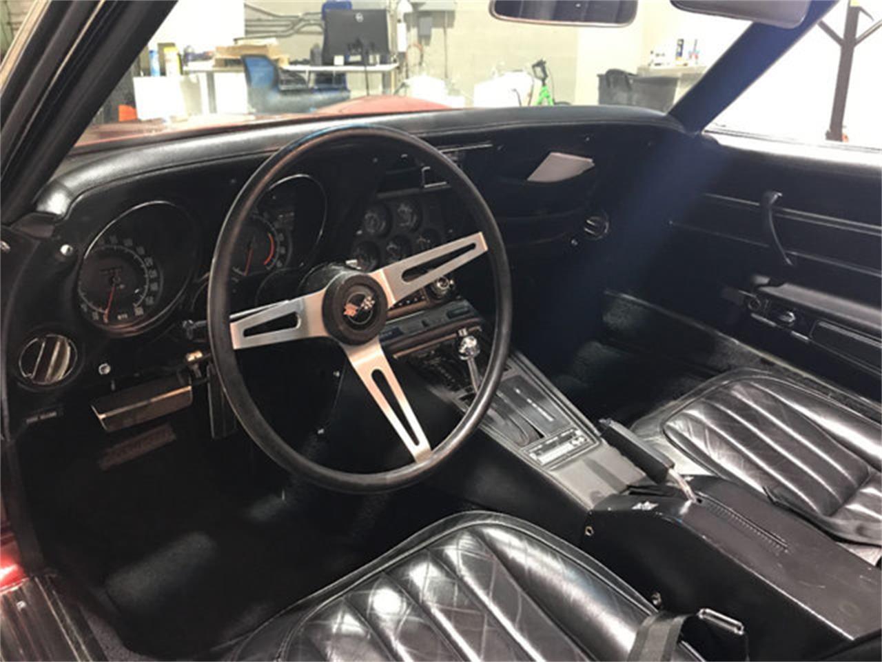 Large Picture of '70 Chevrolet Corvette - NVIQ