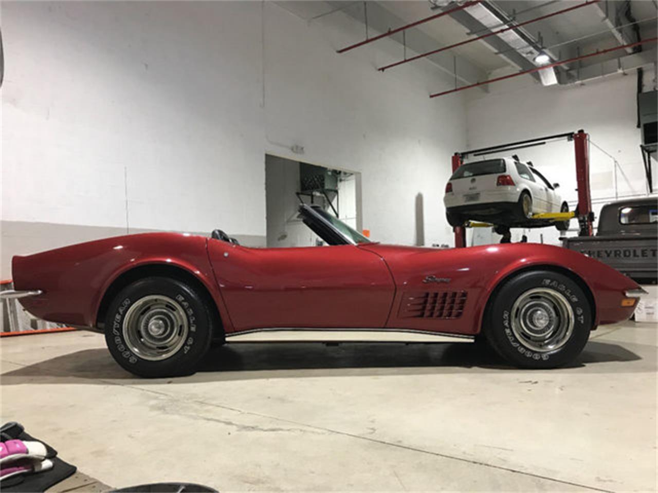 Large Picture of Classic 1970 Corvette located in Florida - $34,995.00 Offered by 1 Source Auto Boutique - NVIQ