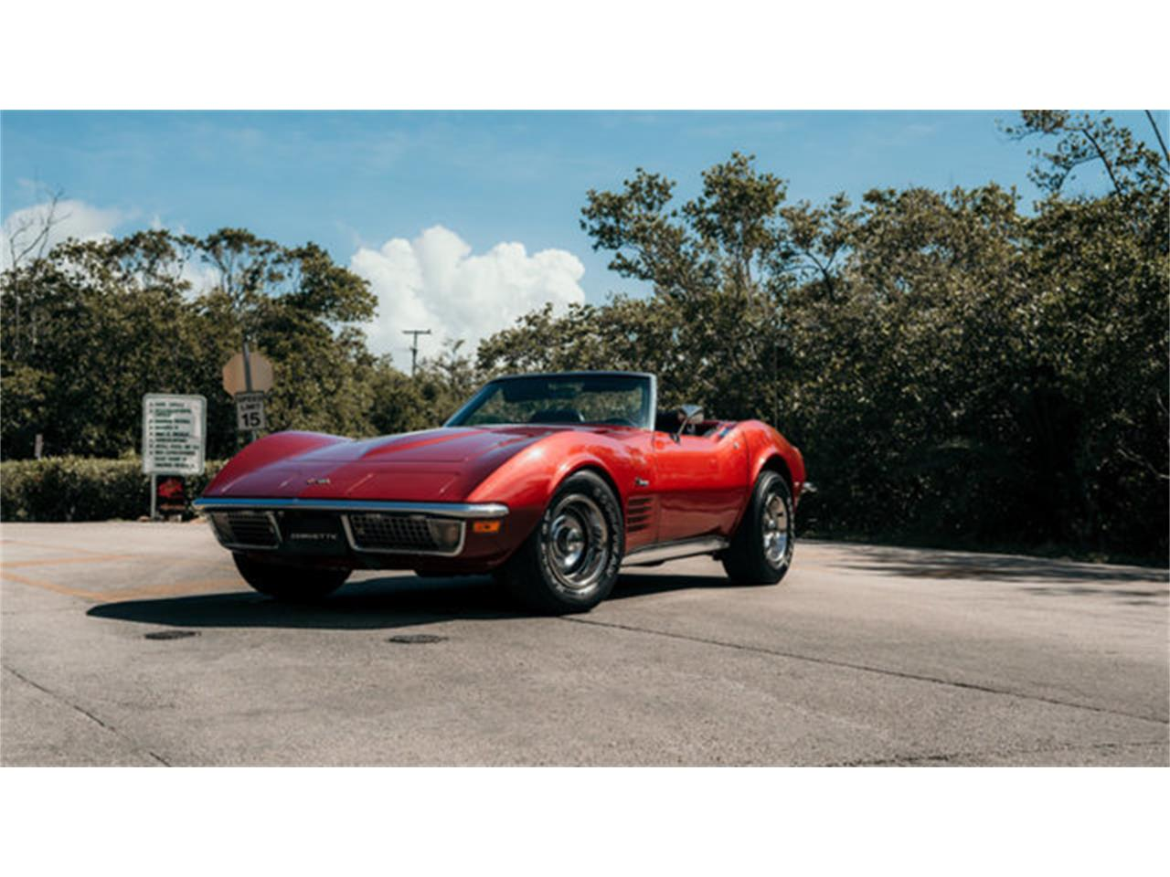 Large Picture of Classic '70 Chevrolet Corvette - $34,995.00 Offered by 1 Source Auto Boutique - NVIQ