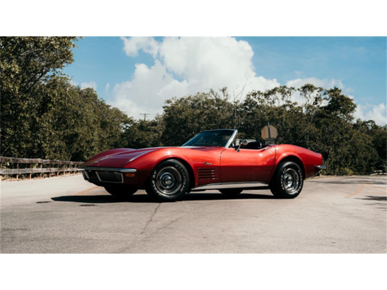 Large Picture of '70 Corvette located in Florida - $34,995.00 - NVIQ