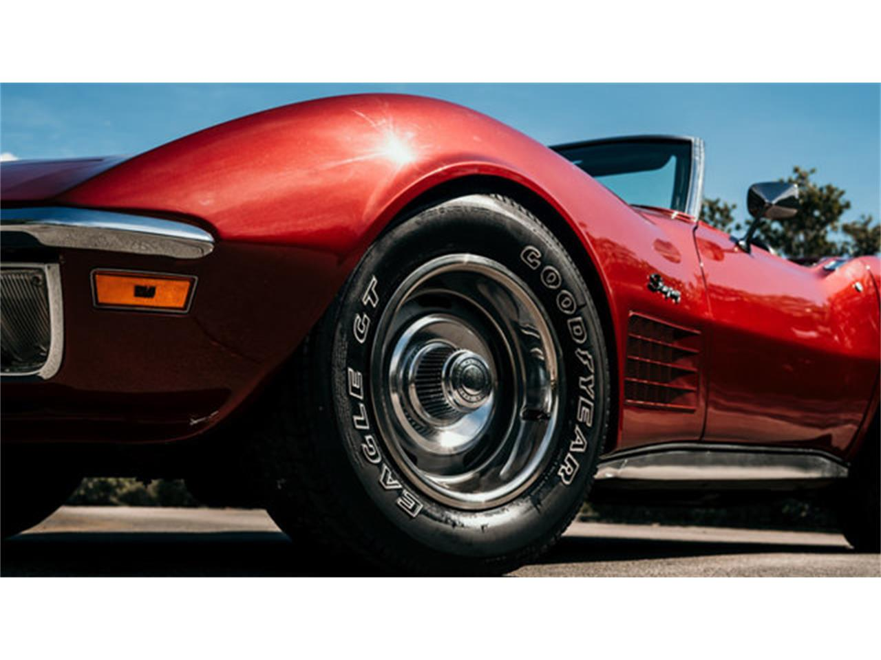 Large Picture of '70 Corvette - NVIQ
