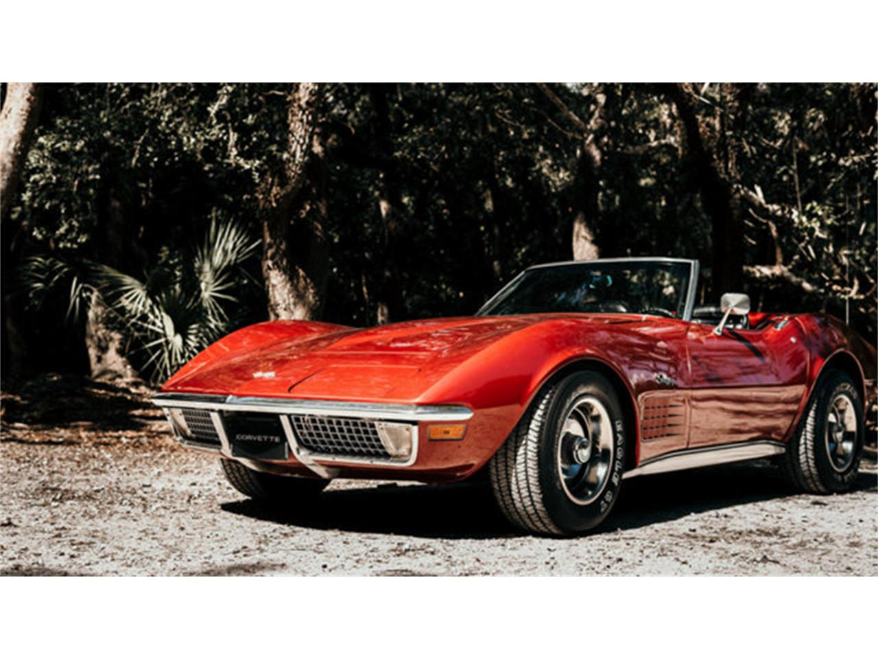 Large Picture of '70 Chevrolet Corvette - $34,995.00 - NVIQ