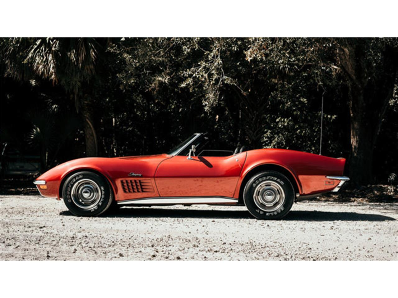 Large Picture of 1970 Corvette located in Miami Florida - NVIQ