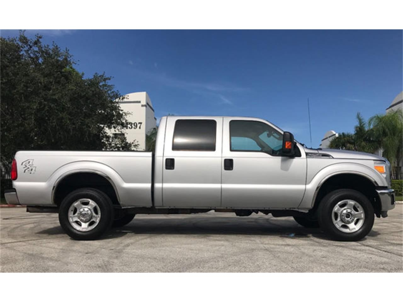 Picture of '13 F250 - NVIS