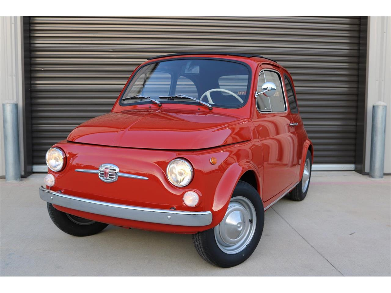 1970 Fiat 500l For Sale Cc 1113944 500 Large Picture Of 70 Nviw