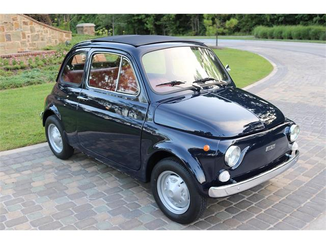 Picture of Classic 1972 Fiat 500L located in Texas - $24,900.00 - NVJ3