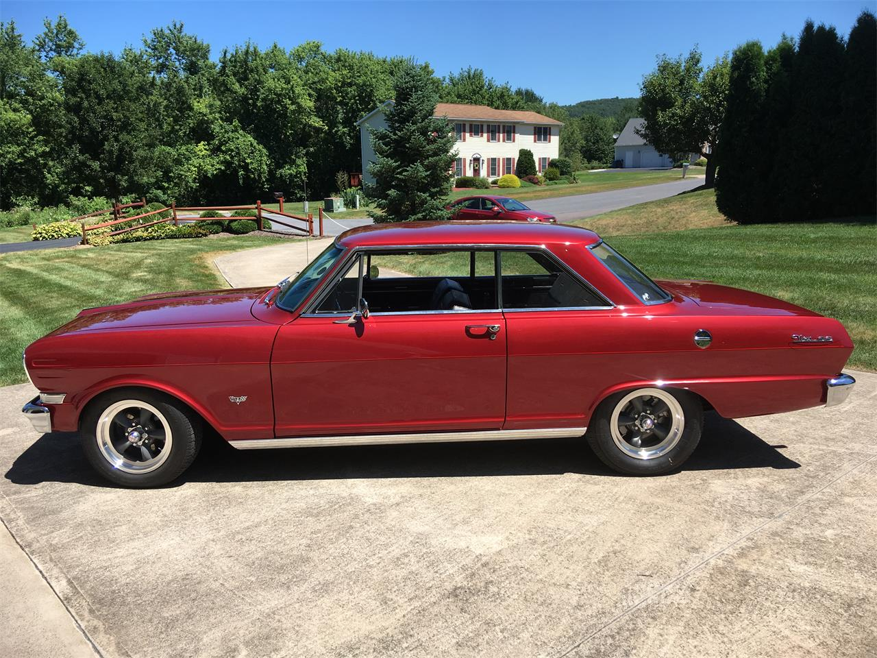 Large Picture of '63 Nova SS - NVJE