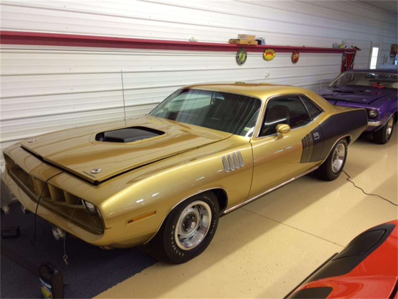 For Sale: 1971 Plymouth Cuda in Blue Ridge, Texas
