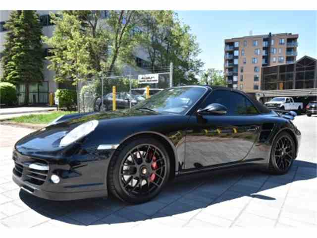 2010 Porsche 911 Turbo For Sale On Classiccars