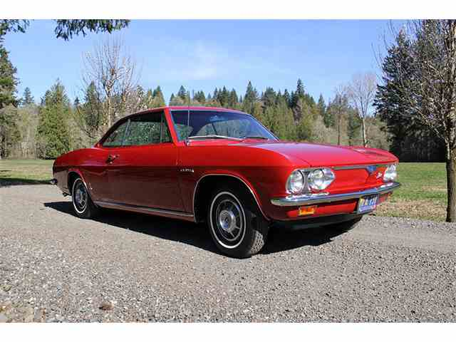 Picture of '66 Corvair - NSSF