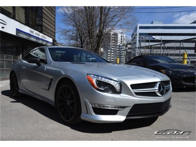 Picture of '13 Mercedes-Benz SL-Class located in Montreal  Quebec - $85,500.00 Offered by  - NVK9