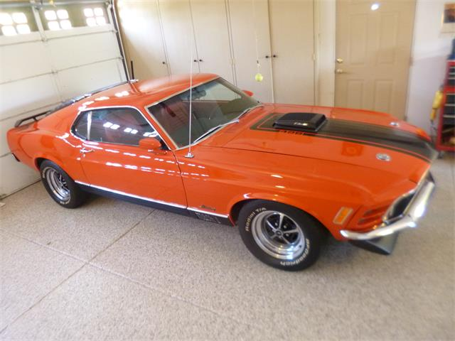 Picture of '70 Mustang Mach 1 - NVKH