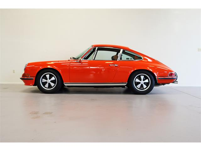 Picture of Classic '71 Porsche 911S located in Fallbrook California Auction Vehicle Offered by  - NSSH