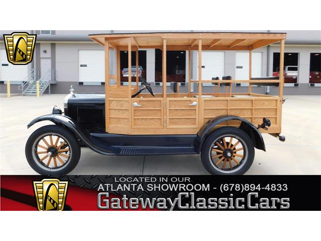 Picture of '26 Model T - NVLJ