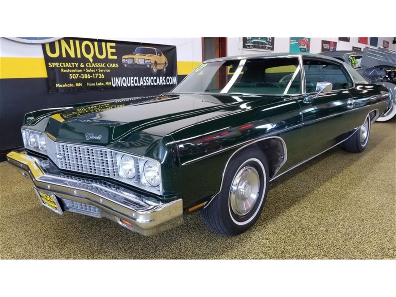For Sale 1973 Chevrolet Impala In Mankato Minnesota