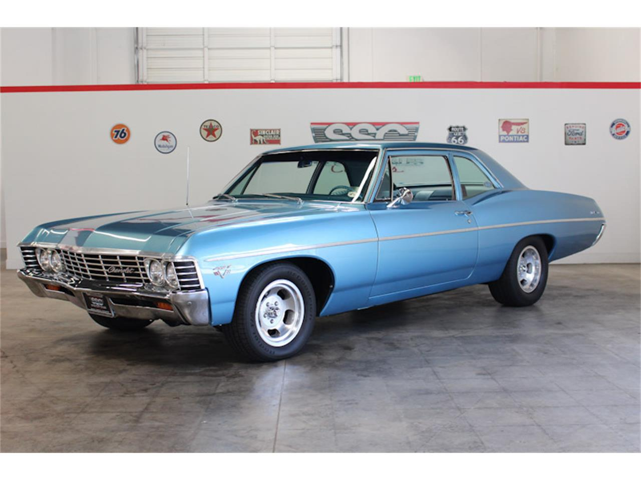 For Sale 1967 Chevrolet Bel Air In Fairfield California