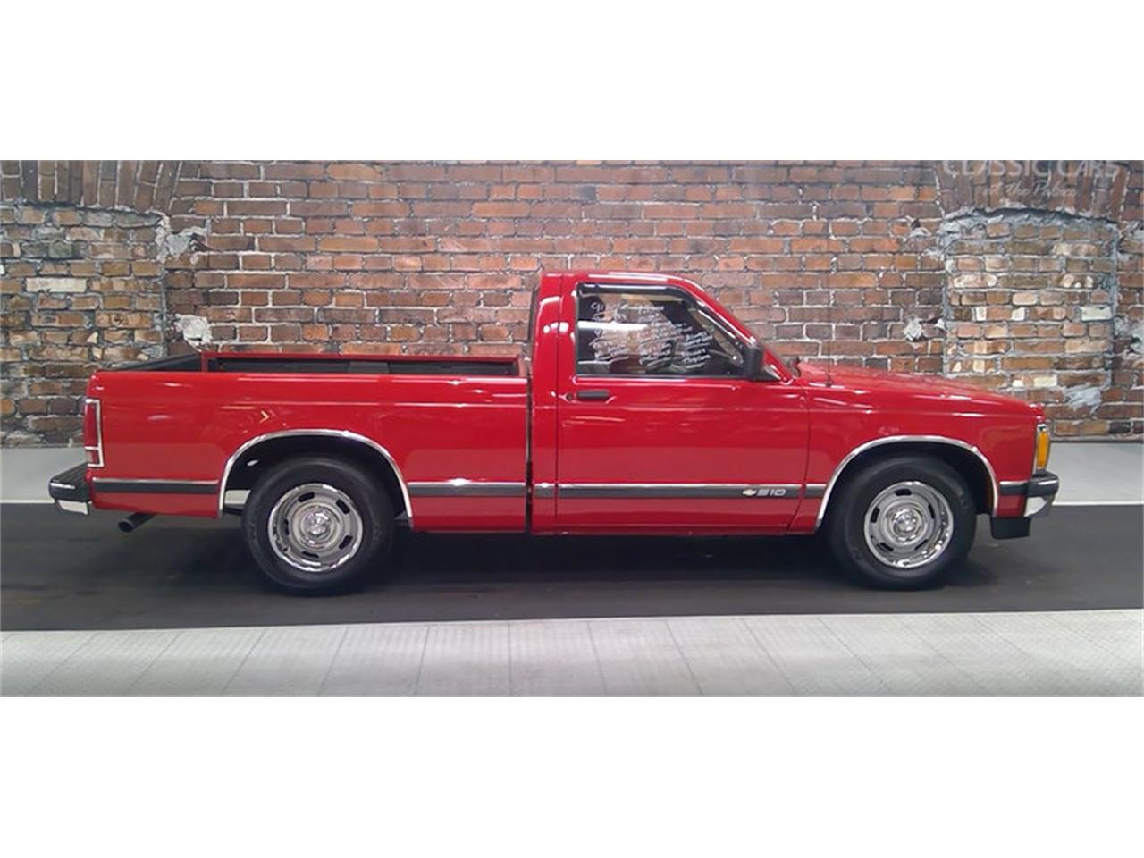 1991 Chevrolet S10 for Sale | ClassicCars com | CC-1114170