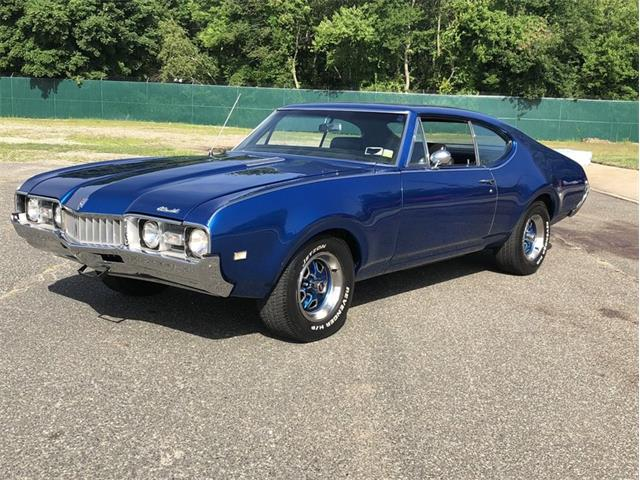 Picture of Classic '68 Oldsmobile Cutlass Offered by  - NVP7